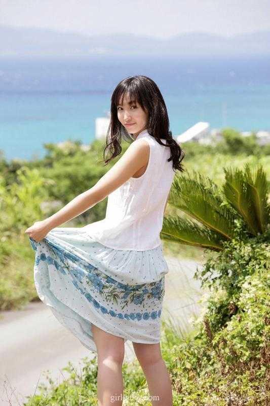 熟女艺术视频_日本当红写真女优吉木明纱 熟女气质大片