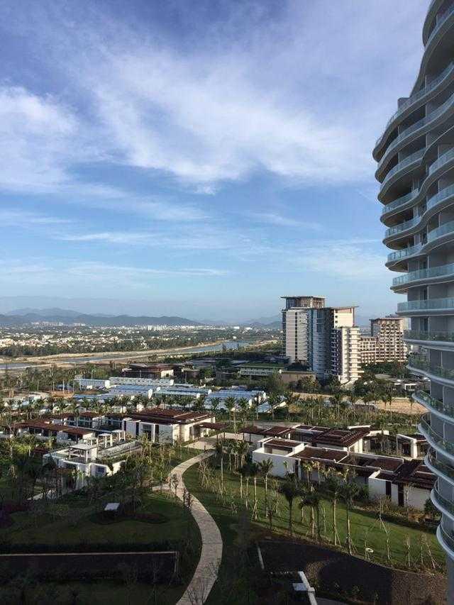 体验海棠湾红树林7星级酒店