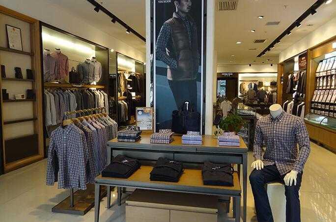 男装有什么国际品牌_楼市趋紧 国内男装一线品牌雅戈尔重回主业