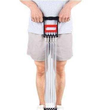 【图】弹簧拉力器怎么练胸肌?几种练法让你有健硕的