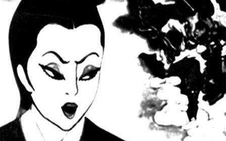 作为中国学派的开山之作,首先在制作上《铁扇公主》的风格史无前例.