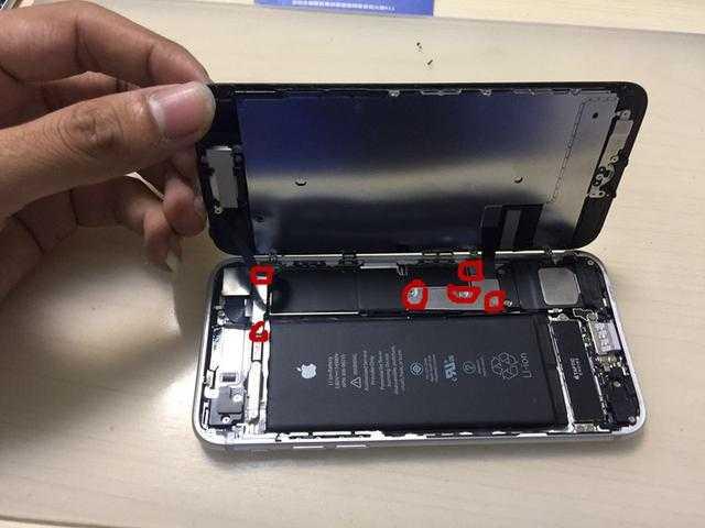 苹果iphone 7拆机换屏教程  经验
