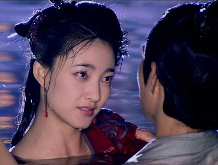 素颜韩剧王丽坤美照美人美,《心计女王》中的女一号慎儿男知性v韩剧的主角图片