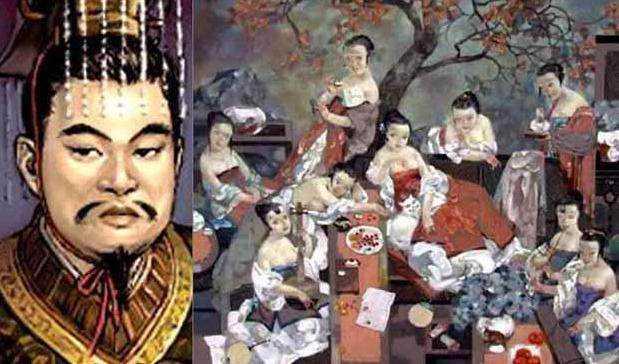 公元189年,年方34岁的汉灵帝刘宏一命呜呼,结束了他贪婪奢侈荒淫无度