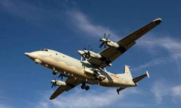 新型飞机囹�a_美日精神崩溃:中国新型心理战飞机曝光