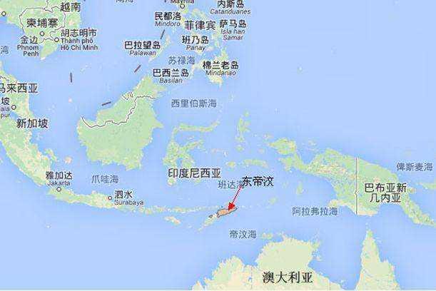帝汶岛分东西帝汶,为何东帝汶独立了,西帝汶却没有?