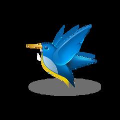 全国最大成thunderftp_迅雷的logo是一只蜂鸟!