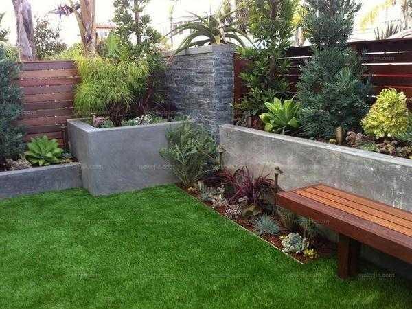 私人小庭院花园的设计与植物搭配方案 - 好养护