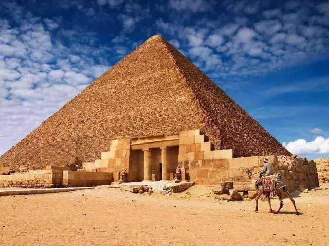 金字塔是哪个国家的建筑物