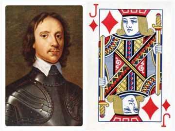 揭秘:扑克牌里那些人头像的真人原型是什么样
