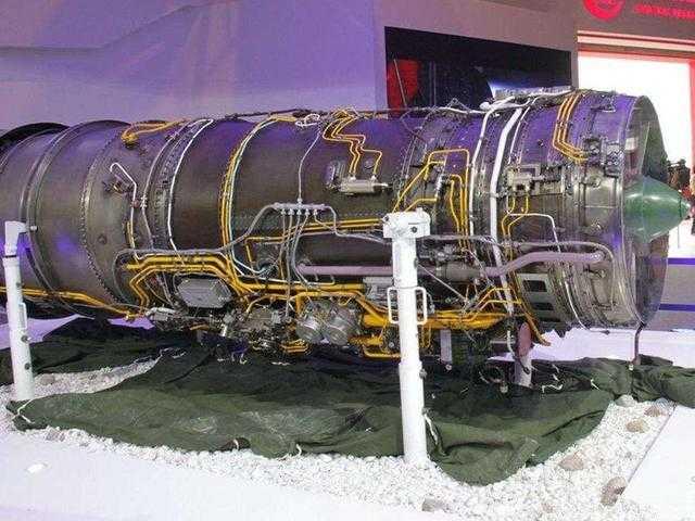 过去中国光在航空发动机涡轮叶片上