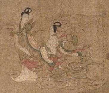 传统服饰的魏晋南北朝服饰图片