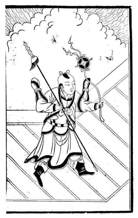 闽台哪吒均为二臂造型,和宋代就已出现,在小说中大书特书的八臂哪吒和图片