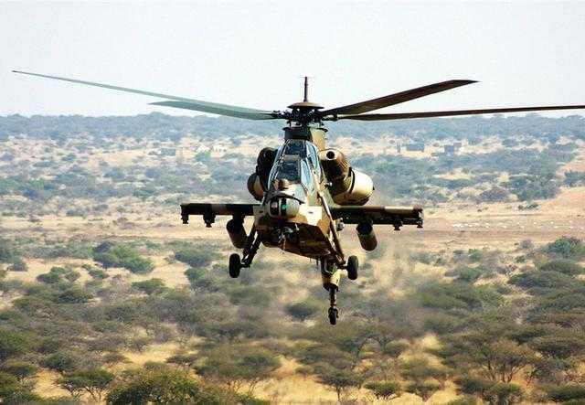 南非现代国防工业有特色