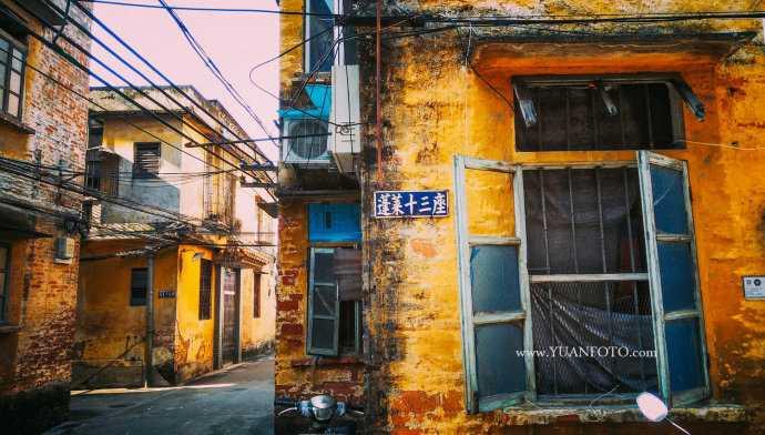 不如游走拍照去!出门在大理大良的老别墅顺德间巷子湾样板北京图片