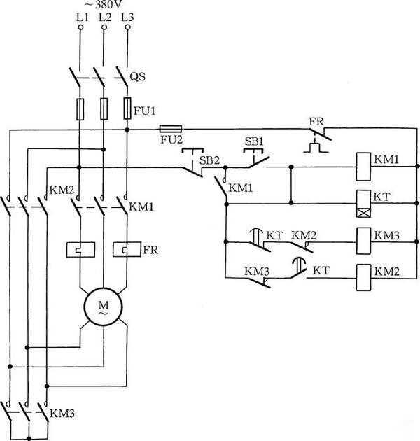 18种电动机降压启动接线方法