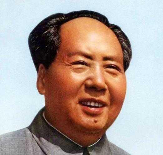 毛泽东年轻时期和解放以后发型差距为什么这么大,谁设计的?图片