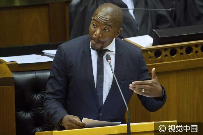 南非议会就总统不信任投票辩论,或涉高层腐败