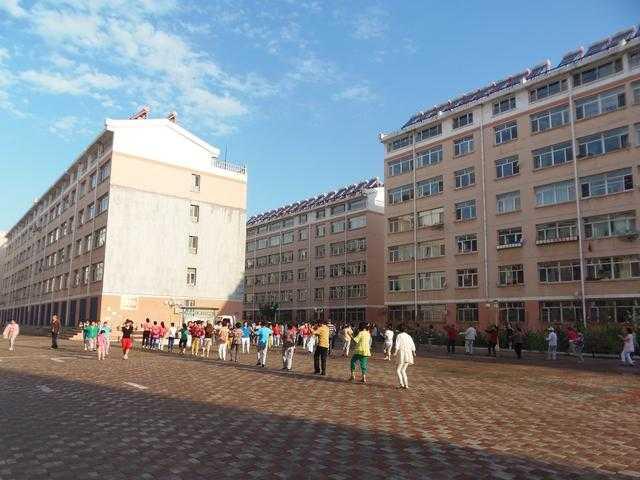 中国第一大居民区:恒安新区