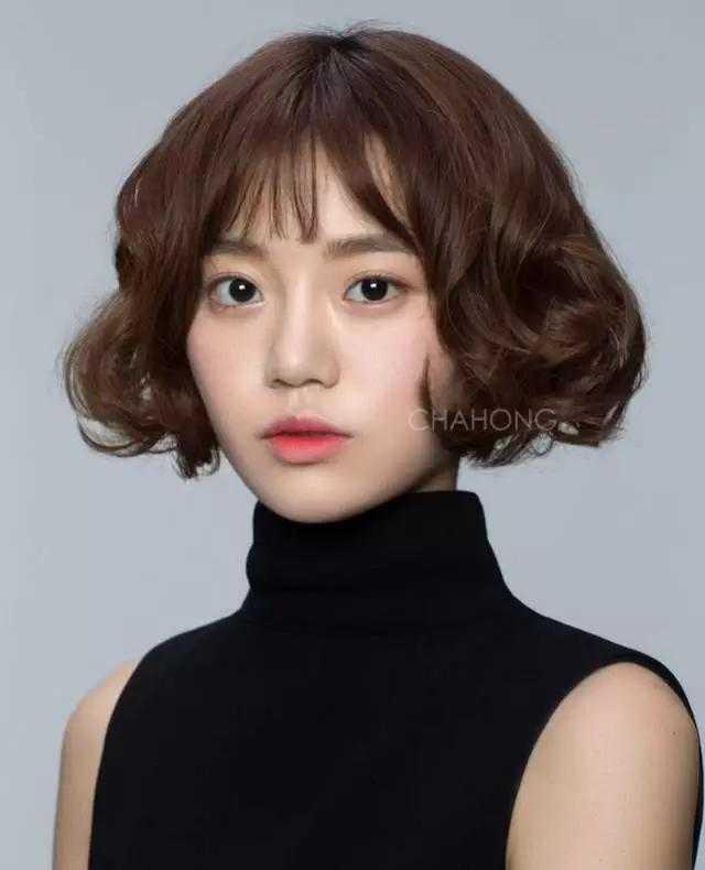 发型| 2017韩国短发趋势,忍不住想要换了