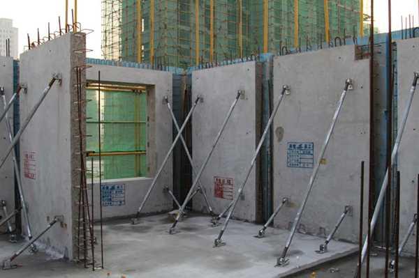 一栋全装配式住宅建筑,也是目前为止本市预制装配率最高的高层住宅楼.