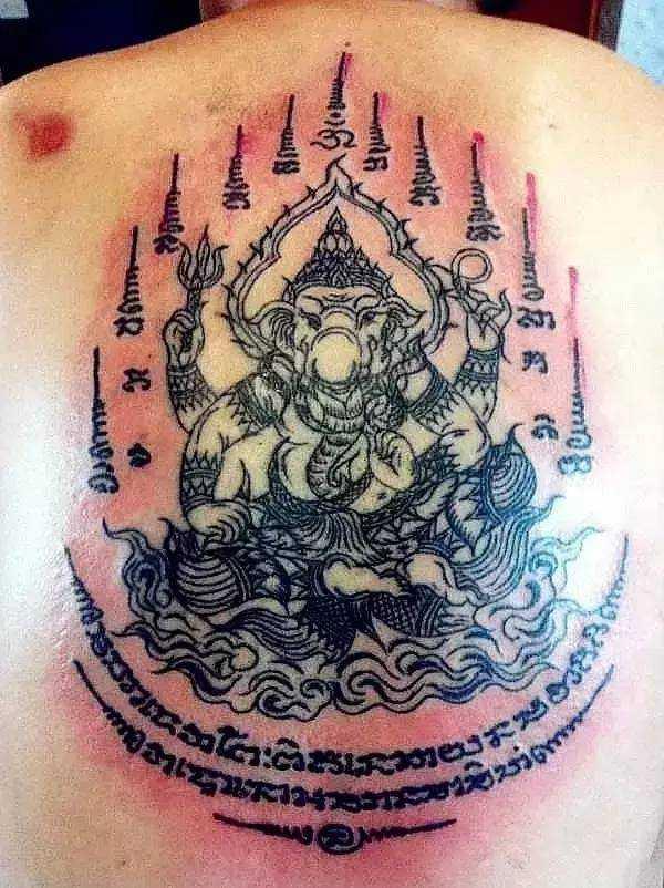 泰国刺符独特的意义~最全面图文诠释图片