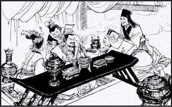 公子小白已经在高氏和国氏的拥戴下成功继位,号称齐桓公.