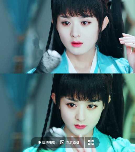 赵丽颖古装造型,花千骨,陆贞,玉无心,碧瑶哪个装扮更惊艳图片