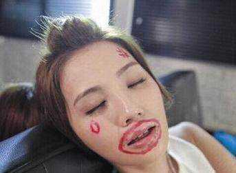 银虎导航阿娇被多人强奸_娱乐 文章详情  诡异啦,阿娇睁着眼睛睡!