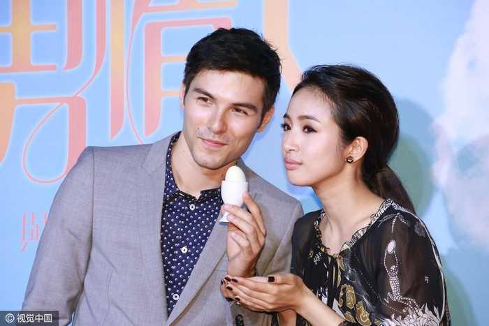 2016年9月22日,台北,明星出席牛头《我的蛋男电影》v明星.几个情人喷火的老电影图片
