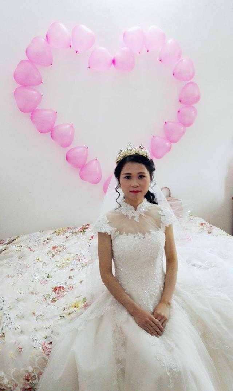 为什么现在的人都喜欢中西结合的婚礼?图片