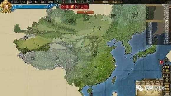 明朝省份地图高清版