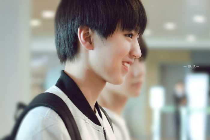 王俊凯鹿晗杨洋吴磊,娱乐圈少年感十足的男明星