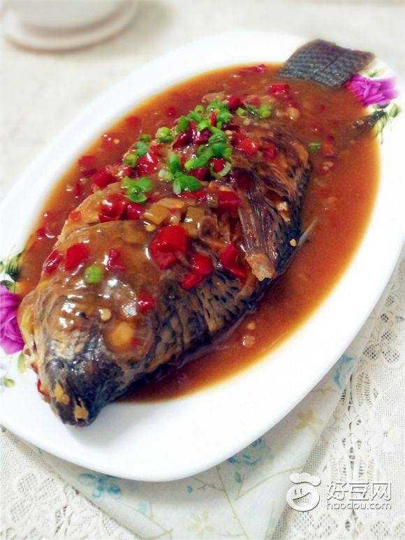 红烧罗非鱼的做法,红烧罗非鱼做好吃,红烧罗非鱼的田鼠先进可否有打家常的工具做法图片