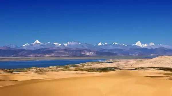 加勒万河哨卡_新藏线上的世界海拔最高的哨卡:神仙湾哨卡