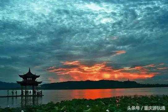 杭州西湖风景区