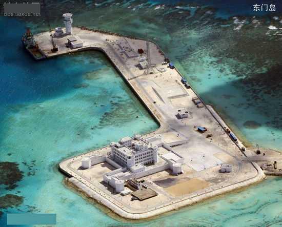 南海最大的淡水岛