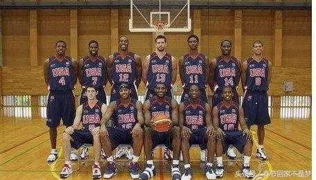 美国梦一队到梦十二队所有的球星你都认识吗?哪一届是