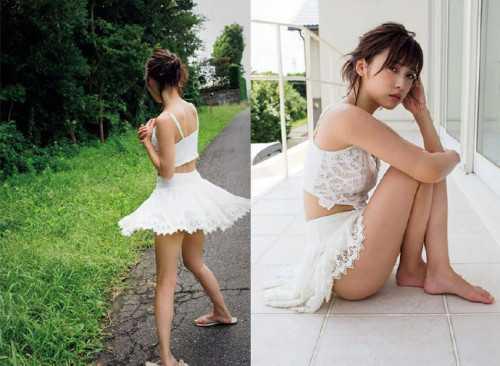 16岁少女微乳_清爽透心无负担 微乳美少女最新写真激发保护欲