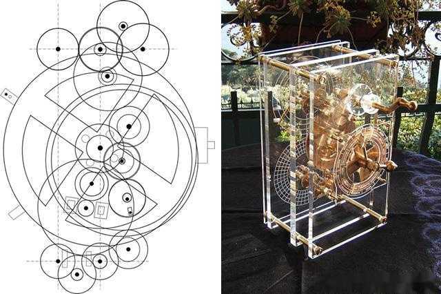 安提基特拉机械:2000年前的远古计算机