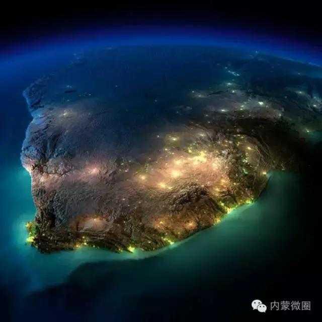 神舟告诉你:从太空看地球有多美