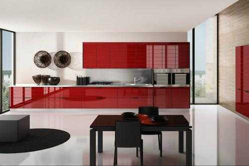 现代简约欧式风格厨房装修效果图 让家活力复苏