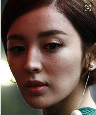 24岁娜扎素颜近照, 遭网友调侃