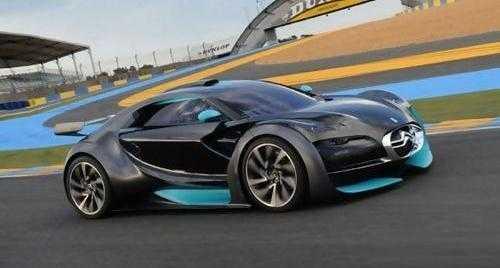 有网友表示这款跑车相似与 布加迪威龙 ,但是在速度上不及 布加迪 .