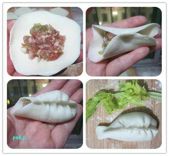 10种包饺子的方法步骤