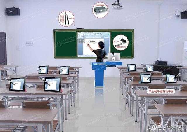 多媒体教学系统_计算机等数字教学设备,配合使用教学软件(多媒体电子教室系统),利用多