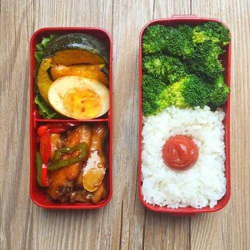 上班族的午餐便当の图文菜谱