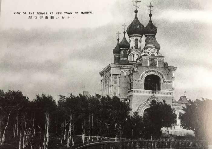 哈尔滨的地标建筑