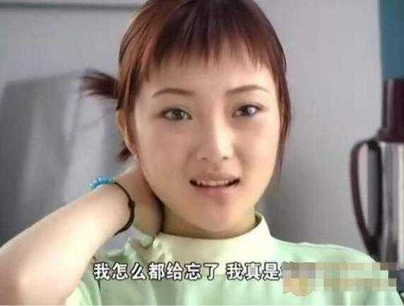 当年的李小璐真是太可爱了!