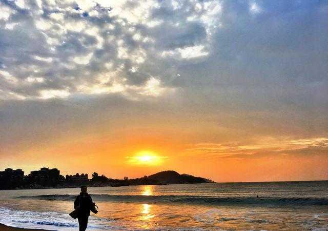 东山岛 静候一场日出